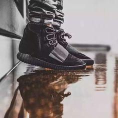ADIDAS YEEZY BOOST 750 'TRIPLE BLACK'