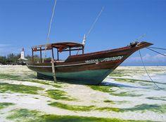 Low tide at Nungwi. Zanzibar. Tanzania...By:s_st (Soren)