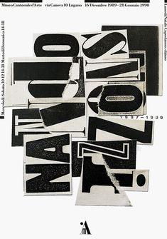 Bruno Monguzzi, 'Nando Snozzi', Museo Cantonale d'Arte, Lugano, December 16, 1989 – January 28, 1990