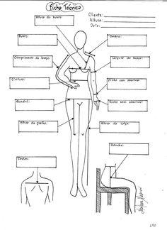 Ficha de medidas