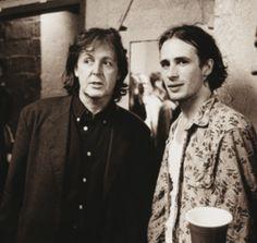 Jeff Buckley, Paul McCartney