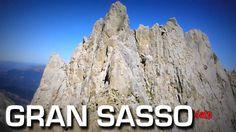 Alpinismo Scalata Sulla Vetta Del Gran Sasso d'Italia Corno Grande CAI P...