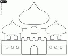 The palace of Aladdin and the Princess coloring page Malvorlagen Der Palast von Aladdin und die Prinzessin ausmalbilder Festa Tema Arabian Nights, Arabian Nights Party, Jasmin Party, Princess Jasmine Party, Princess Cakes, Disney Princess, Aladdin Birthday Party, Aladdin Party, Birthday Games