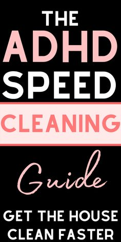 Adhd Checklist, Cleaning Checklist, Cleaning Hacks, Cleaning Schedules, Weekly Cleaning, Adhd Facts, Adhd Brain, Adhd Help, Adhd Strategies