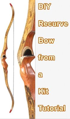 Understanding bow sight picture traditional or recurve nifty build your own recurve bow with a kit diy recurve bow from a kit solutioingenieria Image collections
