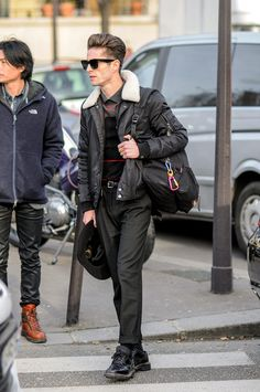 PARIS FASHION WEEK 2014 | STREET STYLE