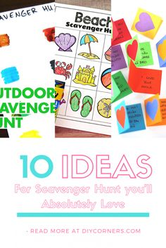 Scavenger Hunt Ideas You've been intensely planning a social gathering and want it to be an event to remember, scavenger hunts are a best way to celebrate your event. Funny Scavenger Hunt Ideas, Boyfriend Scavenger Hunt, Scavenger Hunt Riddles, Outdoor Scavenger Hunts, Scavenger Hunt Birthday, Scavenger Hunt For Kids, Outdoor Games For Teenagers, Treasure Hunt Clues, Romantic Texts