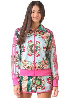 003de0f9a4 #planetsports ADIDAS - Womens Borborflor Tracktop Jacket multco Jacken,  Adidas Originals, Adidas Damen