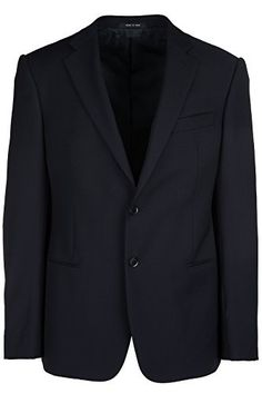 """Emporio Armani men's wool jacket blazer blu men's jacket blazer wool new       Famous Words of Inspiration...""""In essence, if we want to direct our lives, we must take control of our consistent actions. It's not what we do once in a while that shapes our lives, but...  More details at https://jackets-lovers.bestselleroutlets.com/mens-jackets-coats/wool-blends-mens-jackets-coats/product-review-for-emporio-armani-mens-wool-jacket-blazer-blu/"""