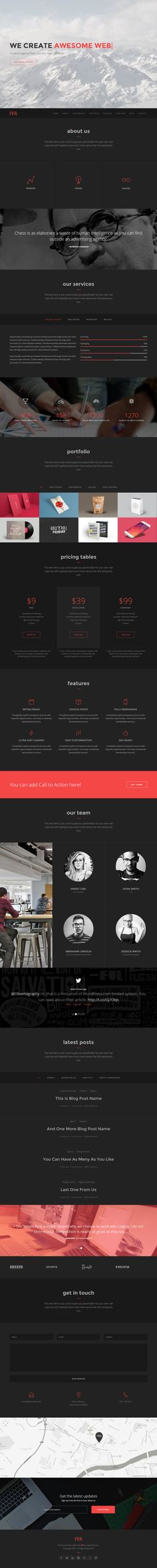 IVA is Premium full Responsive HTML5 Multipurpose Template. Parallax Scrolling. Retina Ready. Video Background. One Page. http://www.responsivemiracle.com/cms/iva-premium-responsive-onepage-parallax-html5-template/