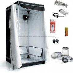 HomeBox XL.,600w Cooltube HPS #Gardening