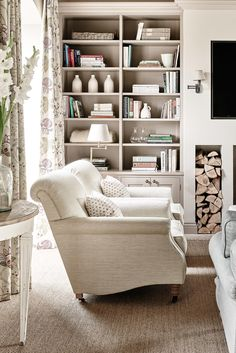 Charming English farmhouse | Sims Hilditch  If you like this pin, why not head on over to get similar inspiration and join our FREE home design resource library at http://www.TheHomeDesignSchool.com/signup?