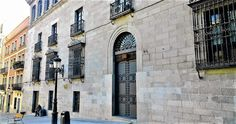 El Palacio de los Vargas en la Plaza de la Paja