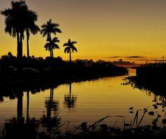 Everglades Sunset 12.26.2011