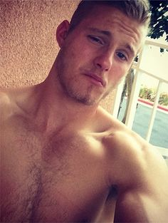 Image result for alexander ludwig vikings gif