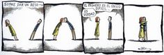 Liniers-tira primer beso