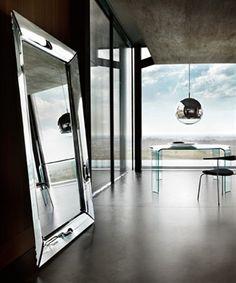 """""""Caadre"""" Designed by: Phillipe Starck for FIAM Italia"""