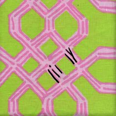 Well Connected Lilly Pulitzer Lee Jofa