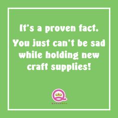 Craft Humor, Scrapbook Funny, Paper Crafting Meme, Queen and Company