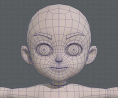 3D asset model Base mesh boy character V03   CGTrader 3d Model Character, Boy Character, Face Topology, 3d Polygon, 3d Assets, Wire Frame, 3d Projects, 3d Animation, Style Guides