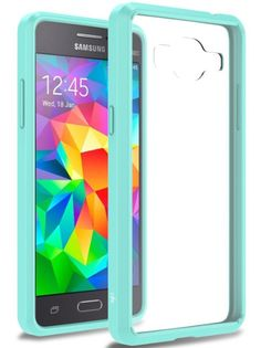 Amazon.com: Grand Prime Case, LK [Crystal Clear] [Air Hybrid] Ultra Slim Shockproof Bumper & Clear Back Panel Cover Case for Samsung Galaxy Grand Prime (Mint): Cell Phones & Accessories