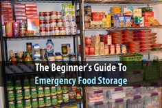 Having a large food stockpile is one of the main goals of every prepper. Unfortunately, many newbies think that all they have to do is run to the store and fill a cart with canned foods. This is a costly mistake. You need to take some time to figure out what foods to store and exactly how to store them. Most of my readers already know the basics of emergency food storage, but I also have quite a few readers who are just getting started--people who have never used any food storage methods…