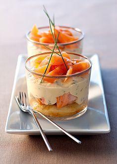 Lachs-Tiramisu, ein raffiniertes Rezept aus der Kategorie Fisch. Bewertungen: 1. Durchschnitt: Ø 3,0.