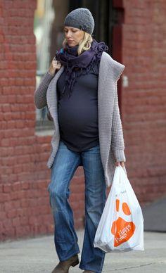 Fall / Winter Maternity Fashion