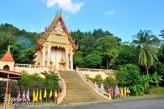 Built around 1902, Wat Kosit Wiharn, is carved into a hillside on the outskirts of Phuket Town. The temple provides great views across Phuket Town and to one of the largest Buddhist cemeteries on the island. http://phuketnews.phuketindex.com/news-tag/photo-of-the-day