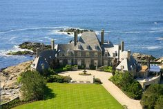 Newport the original home of luxury Real Estate in the US