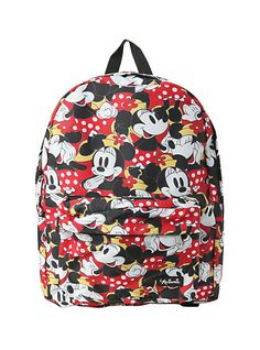 Disney Minnie Mouse Backpack | Hot Topic $34.50