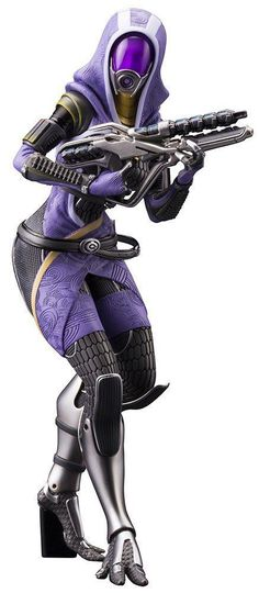 Mass Effect : Tali Zorah Bishoujo Statue