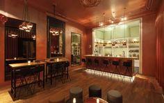 Apt:  le bar cool et branché. Ambiance cosy garantie