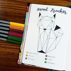 November Mood Tracker