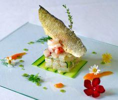 #Bar en #tartare .. #Sea bass