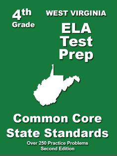 4th Grade West Virginia Common Core ELA