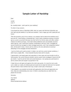 Your letter should start with a polite salutation, and express the reason you're writing. It is very important to make sure the hardship letter remains professional and doesn't become a complaint letter or a… Business Newsletter Templates, Business Letter Template, Job Letter, Letter Example, Thank You Card Examples, Happy Guy, Financial Assistance, Writing Help, Research Paper