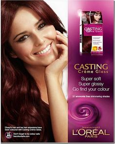 Mahogany Red want to colormy hair :) Beauty Tips For Hair, Hair Care Tips, All Things Beauty, Hair Beauty, Mahogany Red Hair, Gorgeous Hair Color, Pretty Hair, Free Makeup Samples, Hair Color And Cut