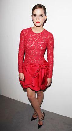 Emma Watson Style File company.co.uk
