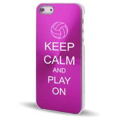 Apple iPhone 5 Hot Pink Aluminum Plated Hard Back Case Cover Keep Calm and Love Cats Cool Iphone Cases, Ipod Cases, Iphone 7 Plus Cases, Apple Iphone 5, Best Iphone, Iphone 5s, Pink Apple, Phone Gadgets, Tech Accessories