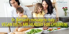 Science shows conclusively that a vegan diet helps people avoid obesity, heart disease, cancer, and other conditions. But a new law in Italy argues that without animal products, kids can't grow up to be healthy. Science says otherwise.