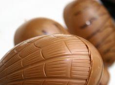 Ovo de Páscoa Trufado | Easter Egg