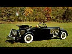 1937 Duesenberg SJ 397 2405 Town Car by Rollston