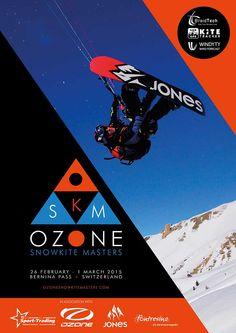 Ozone Snowkite Masters 2015