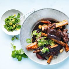 Balsamic Short Ribs...these are so easy and so awesome!