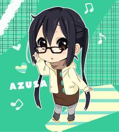 K-ON Azusa http://myanimelife.com #myanimelife