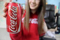coca-cola. ♡