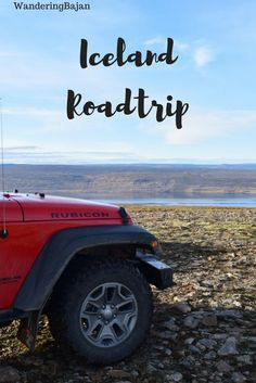 Epic Iceland roadtrip itinerary 12 days