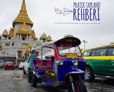 Pratik Tayland Rehberi