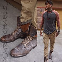 Street Style / Bullboxer Shoes From @_mrmichaels_